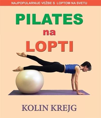 Pilates na lopti - Kolin Krejg