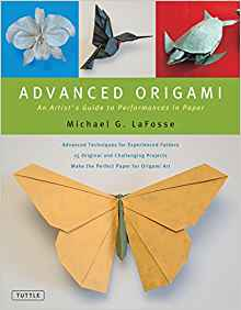 Advanced Origami - Michael G. Lafosse
