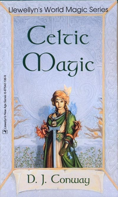 Celtic Magic - D. J. Conway