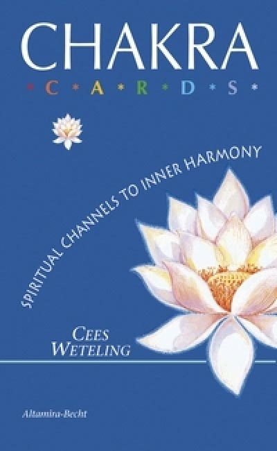 Chakra Cards - Cees Weteling