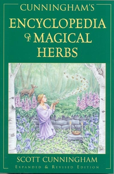 Encyclopedia of Magical Herbs - Scott Cunningham