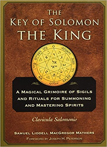 Key of the Solomon King - Samuel Liddel Macgregor Mathers