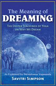 Meaning of Dreaming - Savitri Simpson