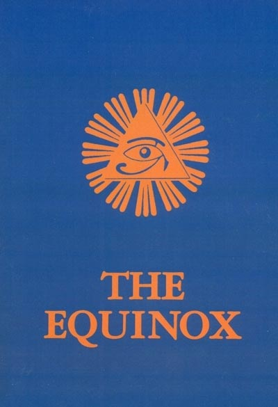 The Blue Equinox - Aleister Crowley